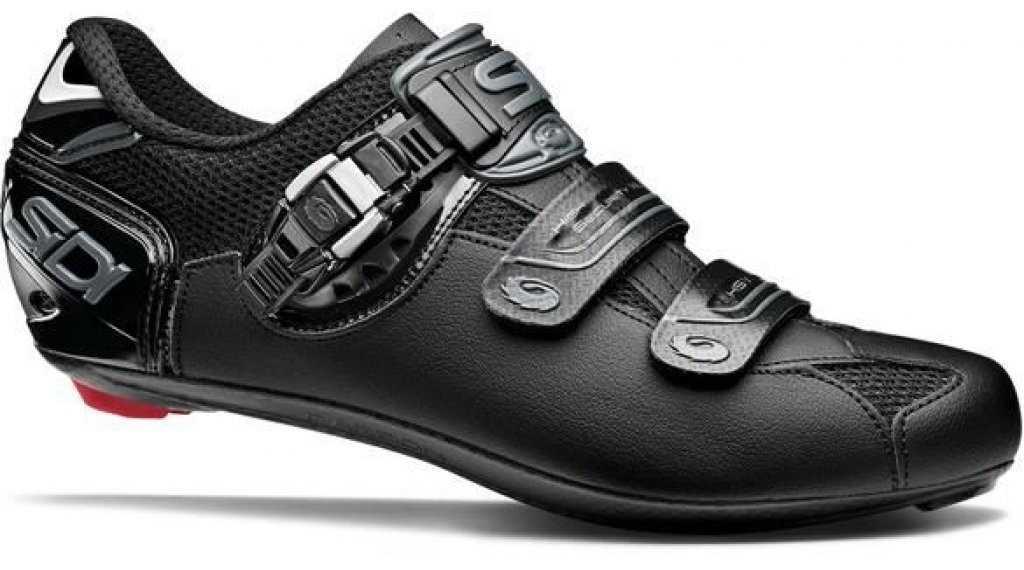 Sidi Genius 7 Rennrad-Schuhe Herren Gr. 39.0 shadow black