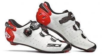 Sidi Wire 2 Carbon Rennrad-Schuhe Herren Gr. 39.0 white/black/red