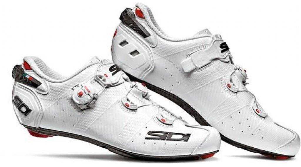 Sidi Wire 2 Carbon Rennrad-Schuhe Herren Gr. 39.0 white/white