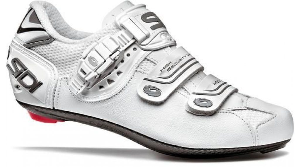 Black Sidi Genius 7 Fit Womens Road Cycling Shoes