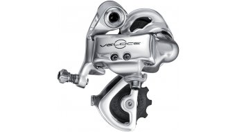 Campagnolo Veloce rear derailleur 10 speed short cage silver RD11-VLSXS- display item