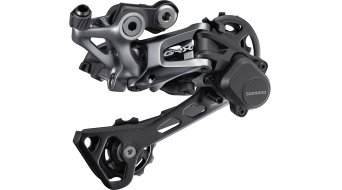 Shimano GRX RD-RX812 Gravelbike cambio trasero 11-velocidades Direct Mount langer Käfig hasta 42 dientes negro(-a)