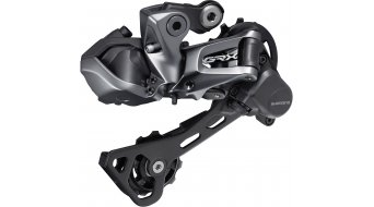 Shimano GRX Di2 RD-RX817 Gravelbike Di2 cambio trasero 11-velocidades Direct Mount langer Käfig hasta 42 dientes negro(-a)