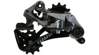 SRAM Force CX1 rear derailleur 11 speed type 2.1 Long-Cage grey/black