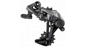 SRAM Force 1 Type 3.0 后拨链器 11速 Cage (max. 齿) grey