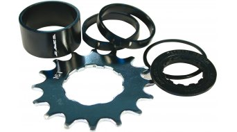 DMR Single Speed Spacer Kit black