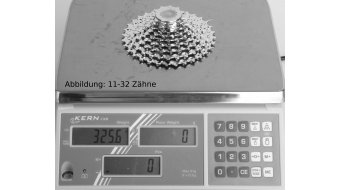 Shimano Alivio CS-HG400 cassette 9-speed 11-28  teeth