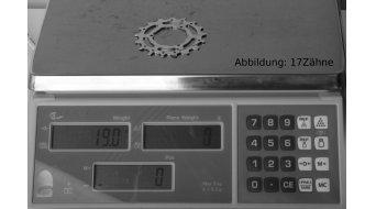 Shimano CS-M771 10-fach Ritzel einzeln 15 Zähne (BJ/BK-Gruppe)