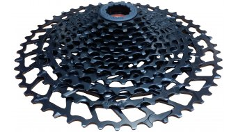 SRAM NX Eagle cassette Power Glide PG-1230 12-traps (-speed) 11-50 Zähne black model 2019
