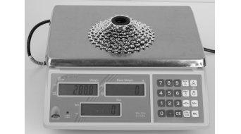 SRAM Power Glide PG-1030 Kassette 10-fach 11-32 Zähne silver