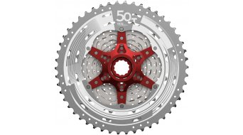 SunRace MX 80 11-traps (-speed) cassette 11-50 Zähne