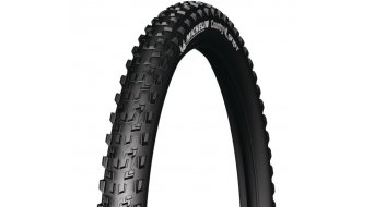 Michelin Country Gripr Mountainbike-Faltreifen FB TLR 54-584 (27.5x2.1) schwarz