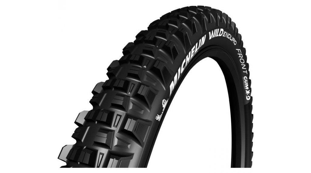 Michelin Wild Enduro Front Mountainbike-Faltreifen FB TLR Gum-X 3D 61-584 (27.5x2.4)
