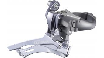 Shimano Ultegra deragliatore argento doppia fascetta per attacco saldato FD-6700