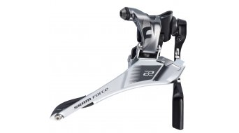 SRAM Force22 Yaw Umwerfer Anlöt 2-fach Bottom Pull