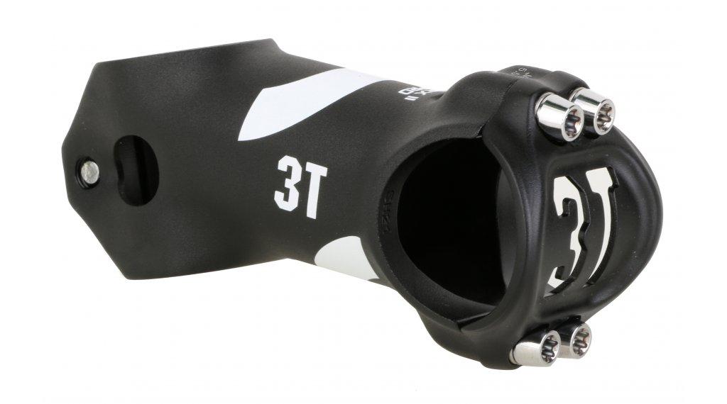 3T Arx II PRO aluminium road bike stem 1 1/8 31.8x70 mm 6° black/white 2018