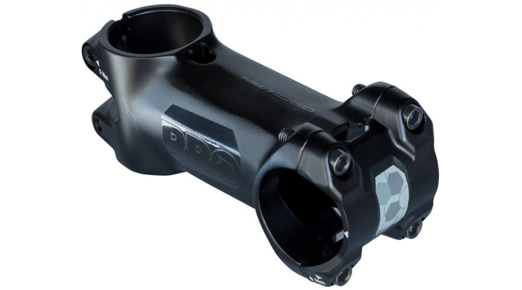 "PRO Discover Vorbau Di2-kompatibel 1 1/8"" 31.8x100mm 6° black"