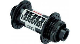 DT Swiss 180 Carbon Ceramic Disc Rennrad Vorderradnabe Loch QR 5x100mm Centerlock schwarz