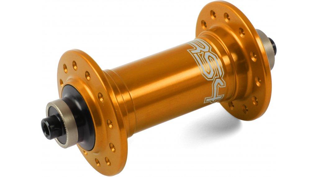 Hope RS4 Rennrad Vorderradnabe 18-Loch QR 5x100mm orange