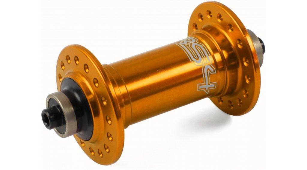 Hope RS4 Rennrad Vorderradnabe 28-Loch QR 5x100mm orange