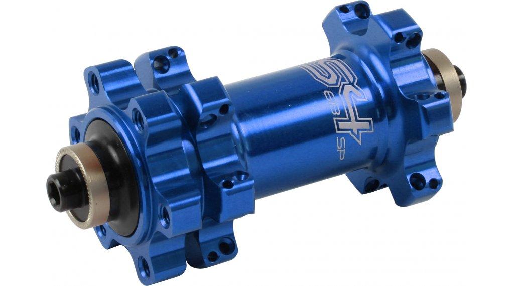 Hope RS4 Straightpull disc road bike front wheel hub 24 hole QR 5x100mm blue