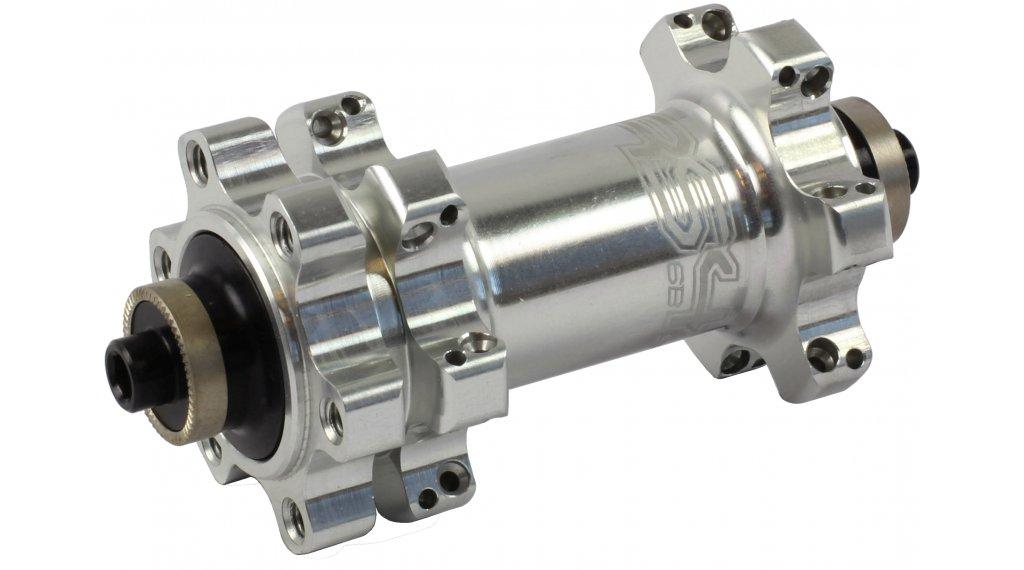 Hope RS4 Straightpull disc road bike front wheel hub 24 hole QR 5x100mm silver