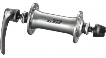Shimano 105 Vorderradnabe 36h silber HB-5700