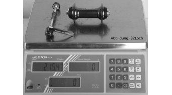 Shimano Ultegra HB-6800 buje rueda delantera 32 agujeros grises/as