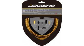 Jagwire Road Elite Link juego cables de freno dorado(-a)