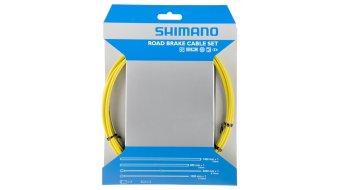 Shimano OT-SP41 PTFE Road juego cables de freno amarillo(-a)