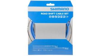 Shimano OT-SP41 PTFE Road juego cable de cambio azul