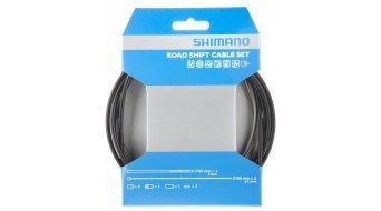 Shimano OT-SP41 PTFE Road set cavi cambio nero