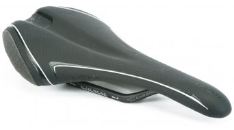 ANVL Forge carbon saddle carbon- stays black