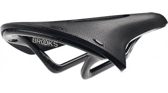 Brooks Cambium C13 Carved All Weather nyereg black