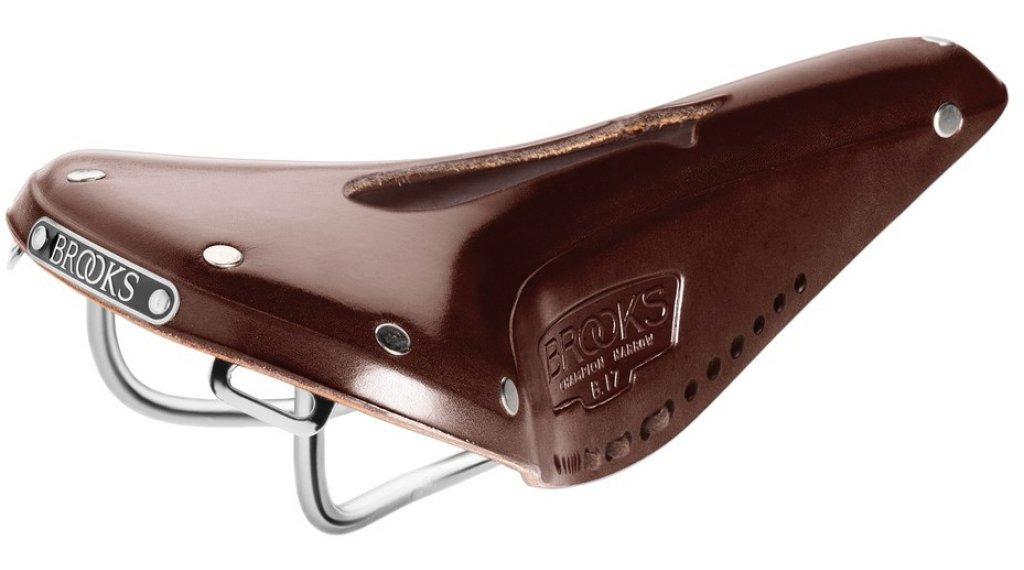 Brooks B17 Imperial Sattel brown