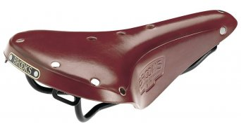 Brooks B17 S saddle ladies brown