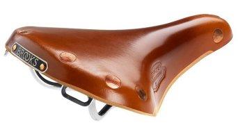 Brooks Team Professional S Chrome ladies leather saddle