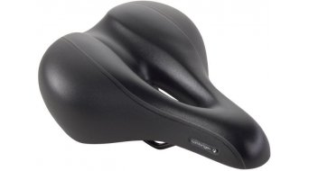Bontrager Comfort gel CRZ+ selle (215mm) black