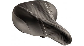 Bontrager Boulevard gel Plus selle (210mm) black