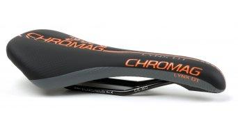 Chromag Lynx DT Sattel Chromo-Streben black/neon orange