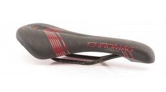Chromag Lynx DT 2019 Sattel Chromo-Streben black/red