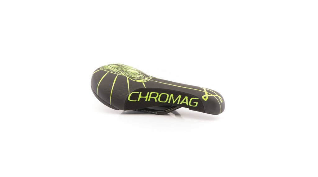 Chromag Overture 2019 Sattel Brandon Semenuk-Liaison Series black/tight green
