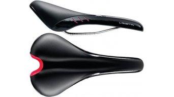 Fizik Vesta k:ium ladies road bike saddle k:ium- frame black/pink fluo- Limited Edition- display item without Original packing