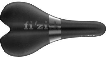 Fizik Aliante Versus Rennrad Sattel Carbon-Gestell black/black