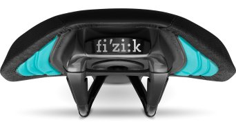 Fizik Luna X5 S-Alloy MTB-Sattel Damen regular black