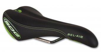 SDG Bel-Air RL Ti-Alloy sillín negro(-a)/negro(-a)/verde