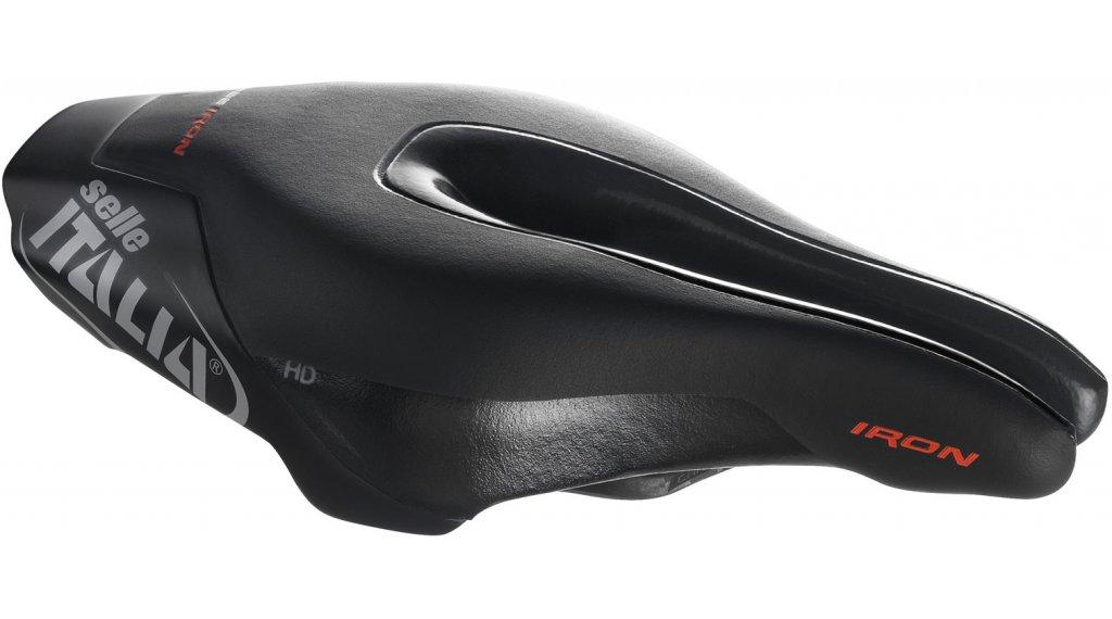 Selle Italia Iron EVO Kit Carbonio Superflow Sattel Gr. SD U3 black