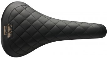 Selle Italia Milano TURBO Bonnie Sattel Gr. unisize black