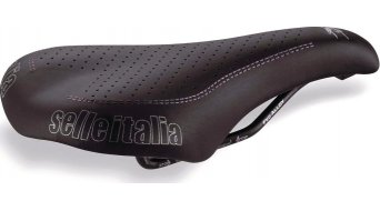 Selle Italia X2 zadel dames-zadel FEC- aluminium- frame zwart