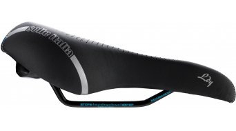 Selle Italia Lady gel Flow E- bike saddle ladies black/blue